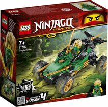 NINJAGO Bugina do džungle 71700