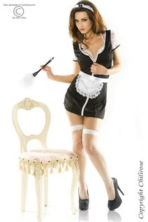 Maid Set pokojská CR-3351 Chilirose