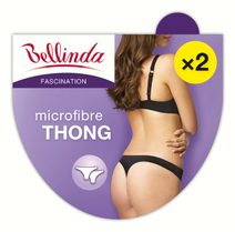 Dámská tanga FASCINATION THONG 2x BU822210
