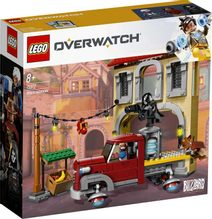 OVERWATCH Dorado Showdown 75972 LEGO