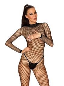 Divoké body N121 bodystocking