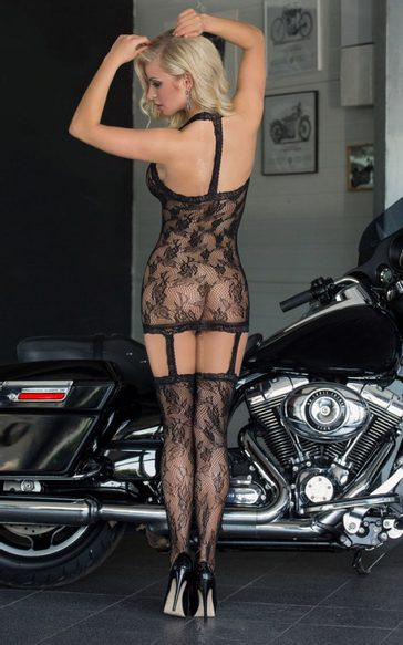 Bodystocking Crazy