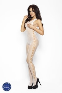 Bodystocking BS003 white