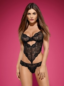 Body Alluria teddy