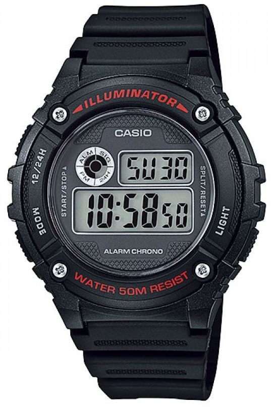 Casio Collection W-216H-1AVEF