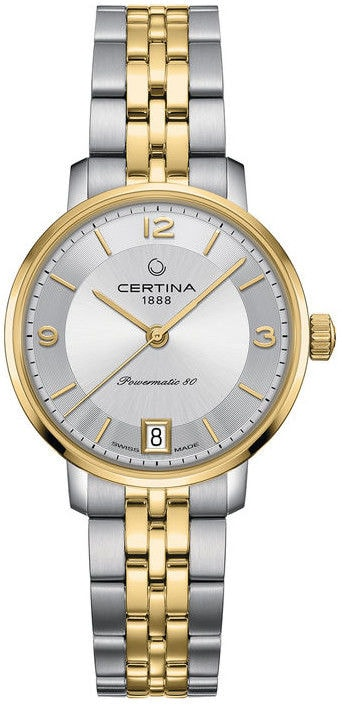 Certina  Urban  DS Caimano Lady Powermatic 80 C035.207.22.037.02
