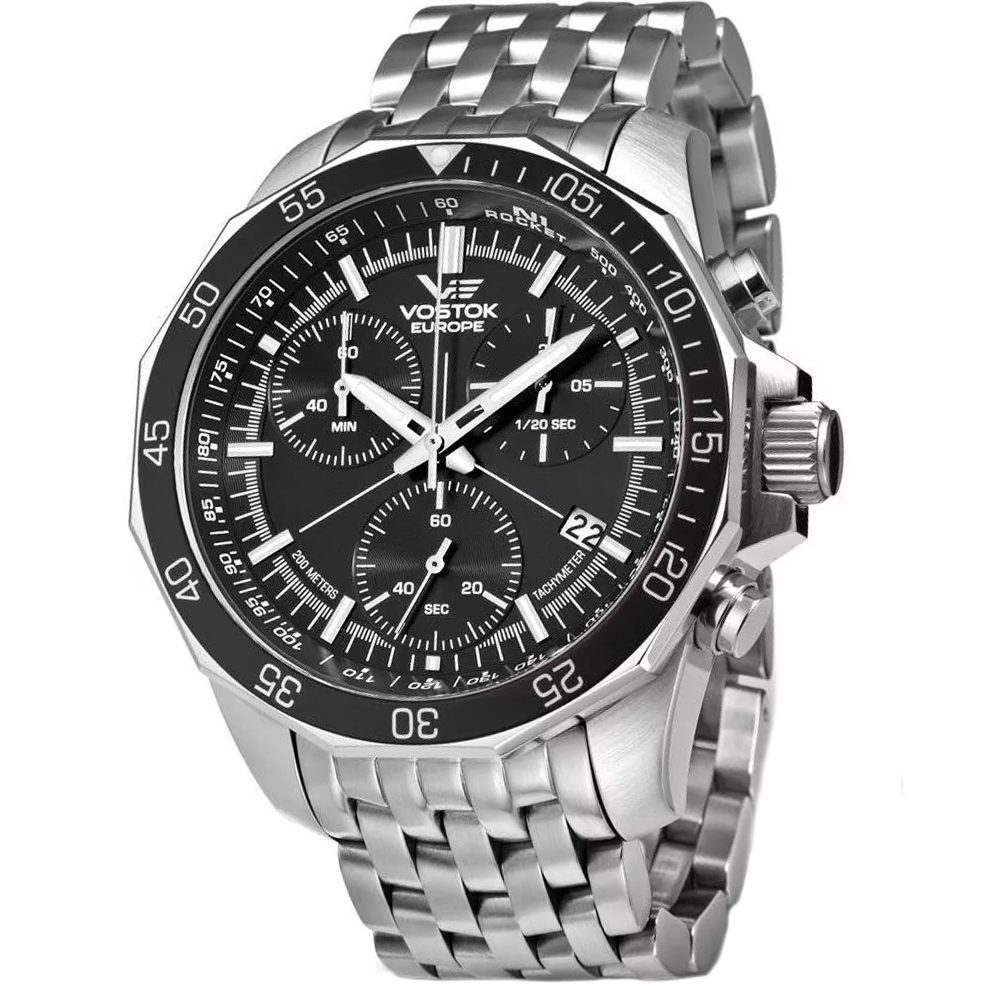 Vostok Europe Rocket N1 Chrono 6S30-2255177B
