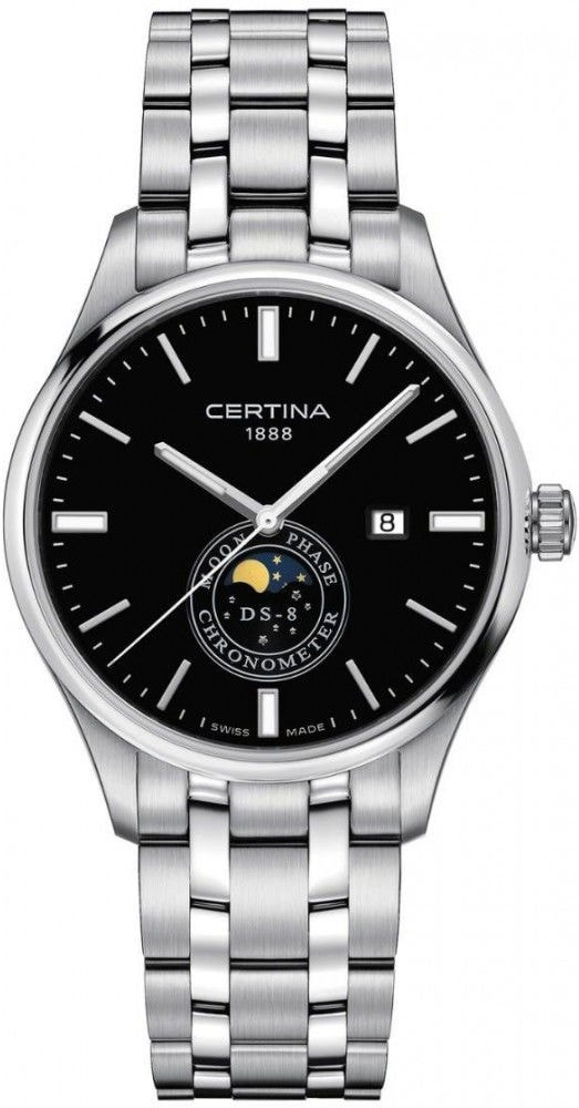 Certina Urban  DS-8 Moon Phase C033.457.11.051.00
