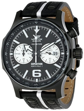 Vostok Europe Expedition -NORTH POLE-1- Chrono 6S21-5954199