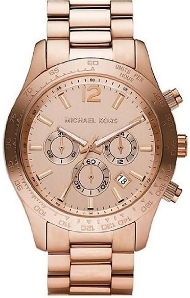 Michael Kors Large Layton Chronograph Watch MK8207