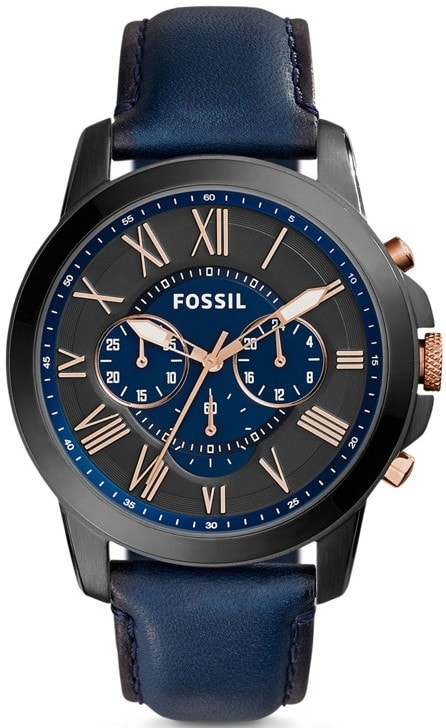 Fossil Grant Chronograph FS5061