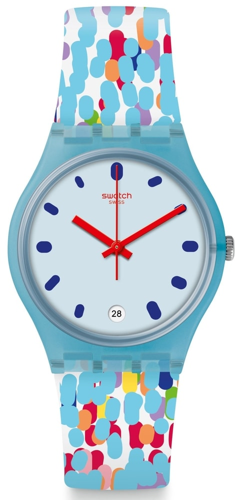 Swatch Listen To Me Prikket GS401