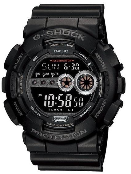 Casio G-Shock G-Classic GD-100-1BER - 30 dnů na vrácení zboží