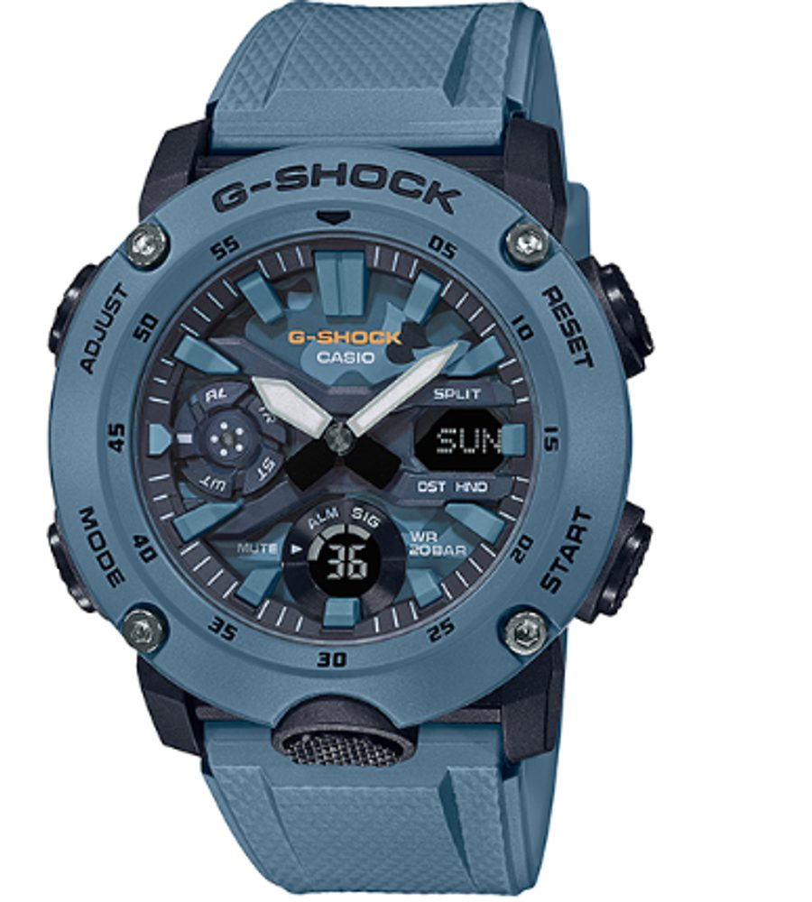 Casio G-Shock Carbon Core Guard GA-2000SU-2ADR