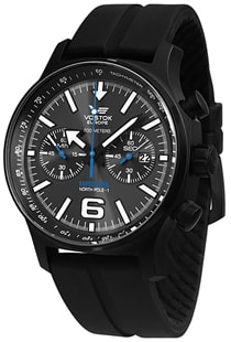 Vostok Europe Expedition -NORTH POLE-1- Chrono 6S21-5954198S