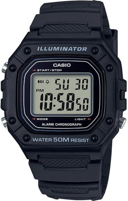 Casio Youth W-218H-1A