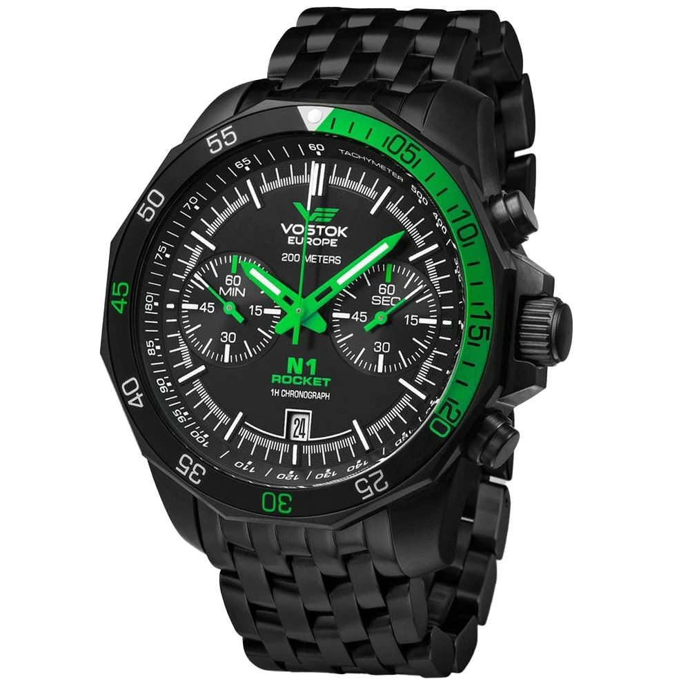 Vostok Europe Rocket N1 Chrono 6S21-2254252B