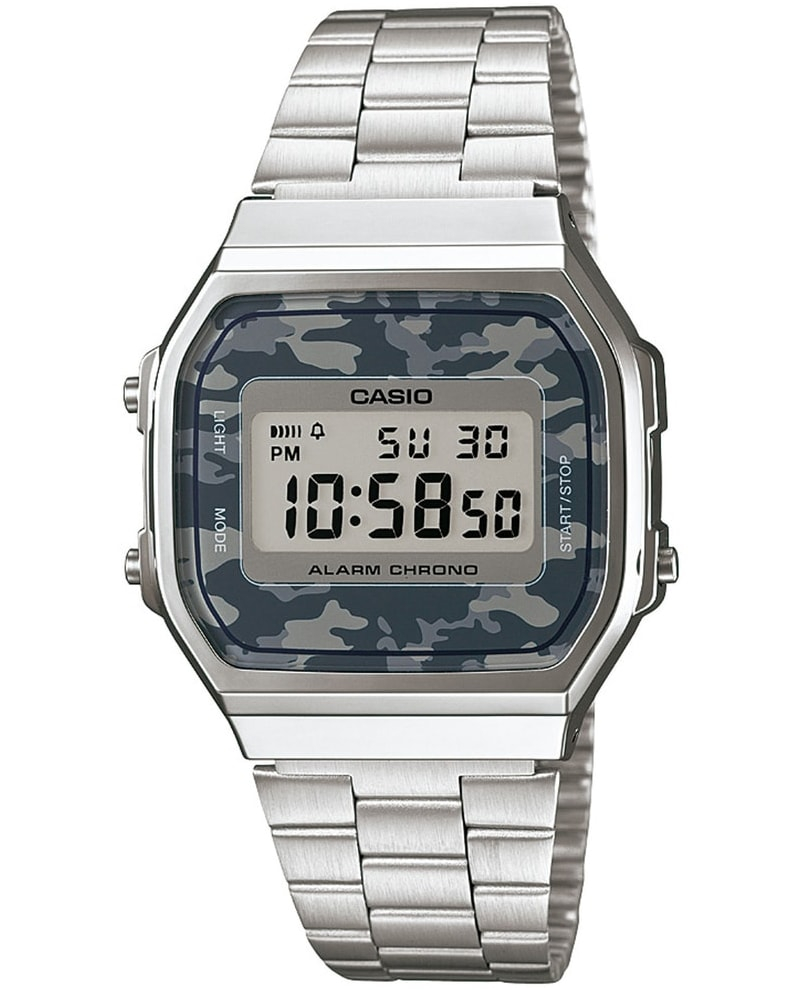 Casio Retro Collection A168WEC-1EF