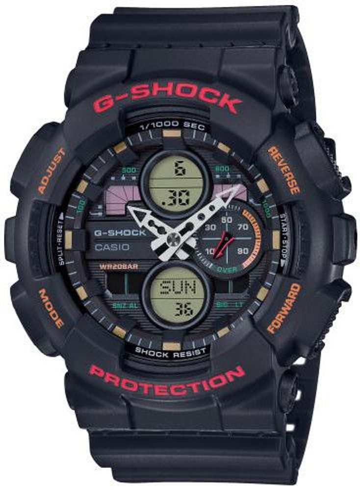 Casio G-Shock Original GA-140-1A4ER