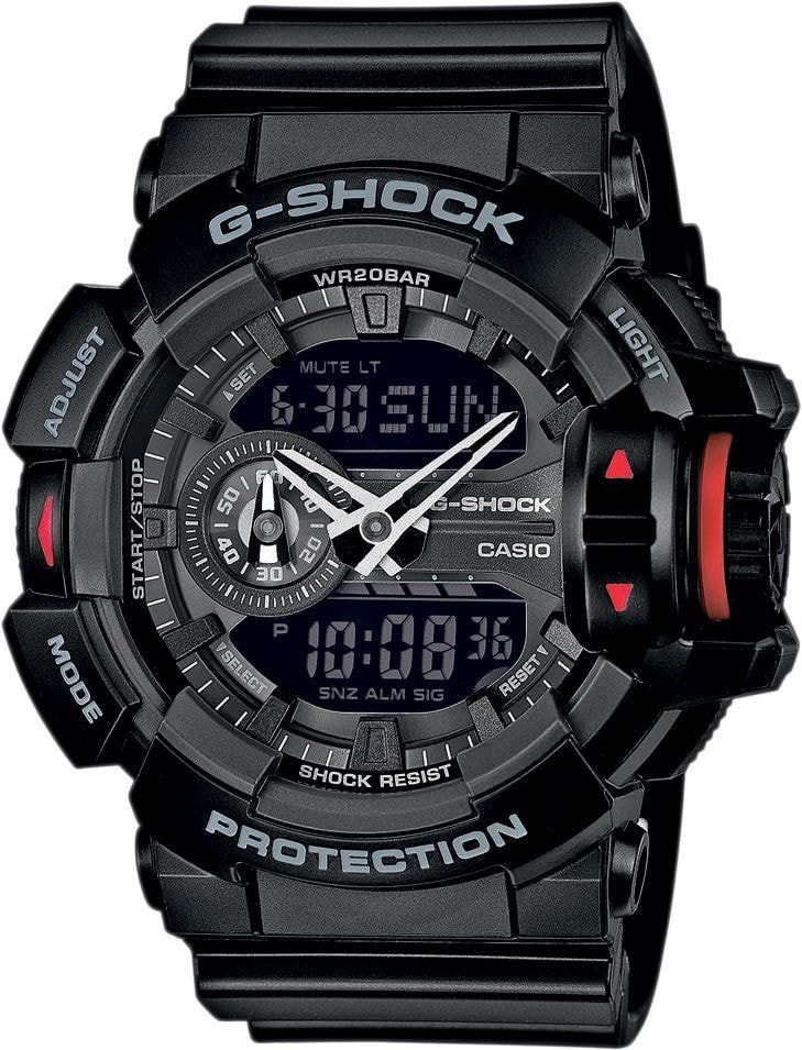 G-Shock Basic GA-400-1BER