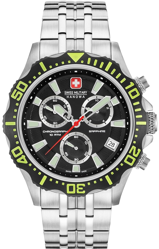 Swiss Military Hanowa Patrol Chrono 06-5305.04.007.06