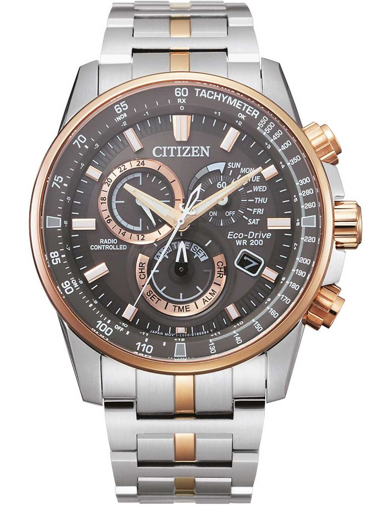 Citizen Radio Controlled CB5886-58H