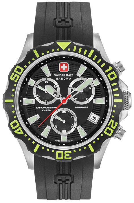 Swiss Military Hanowa Patrol Chrono 06-4305.04.007.06