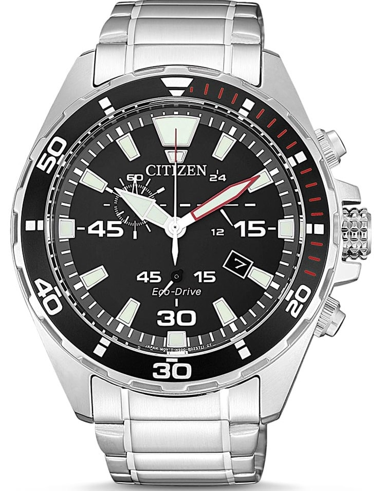 Citizen Eco-drive Chronograph AT2430-80E