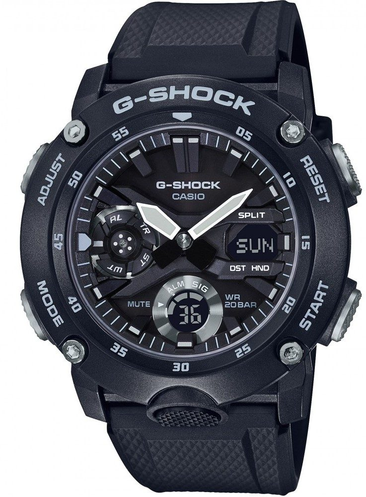 Casio G-Shock Carbon Core Guard GA-2000S-1AER