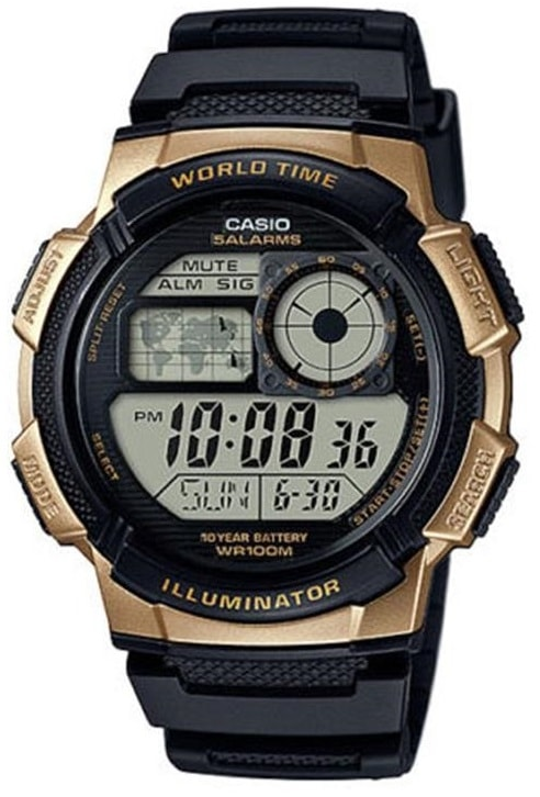 Casio World Timer AE-1000W-1A3VEF