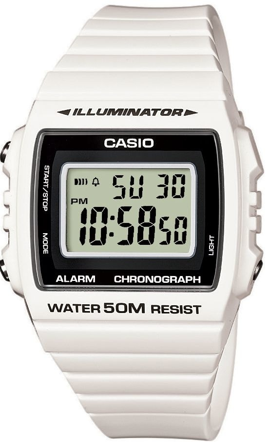 Casio Collection Basic W-215H-7AVEF