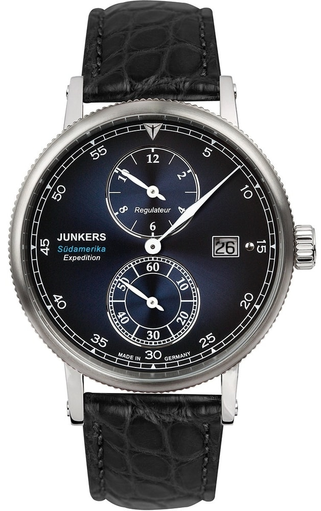 Junkers Expedition South America 6512-3