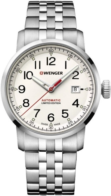 Wenger Attitude Automatic 01.1546.102