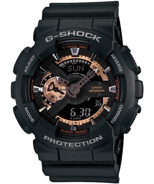 Casio G-Shock GA-110RG-1AER - 30 dnů na vrácení zboží