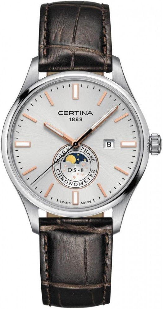 Certina Urban  DS-8 Moon Phase C033.457.16.031.00