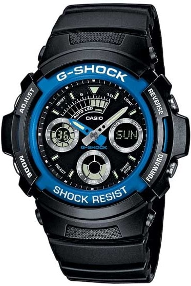 Casio G-Shock Chronograph AW-591-2AER