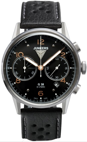 Junkers G38 Chronograph 6984-5