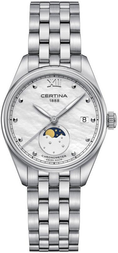 Certina Urban  DS-8 Lady Moon Phase C033.257.11.118.00