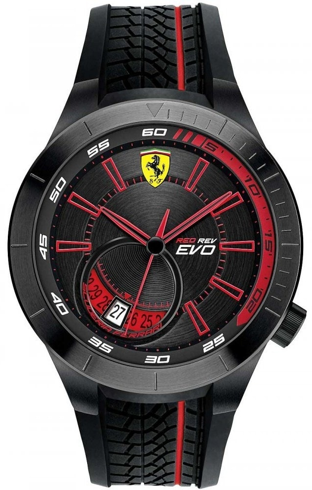 Scuderia Ferrari  Red Rev Evo 0830339