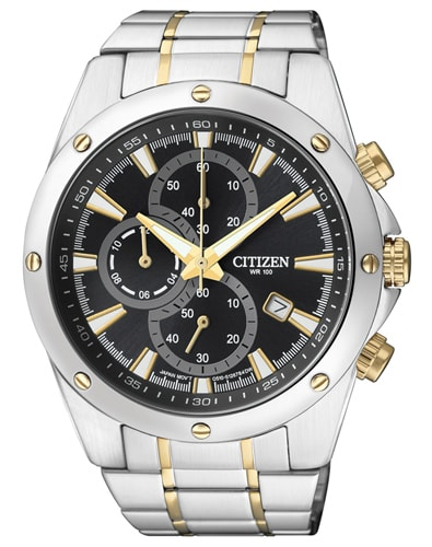 Citizen Basic-Chrono AN3534-51E