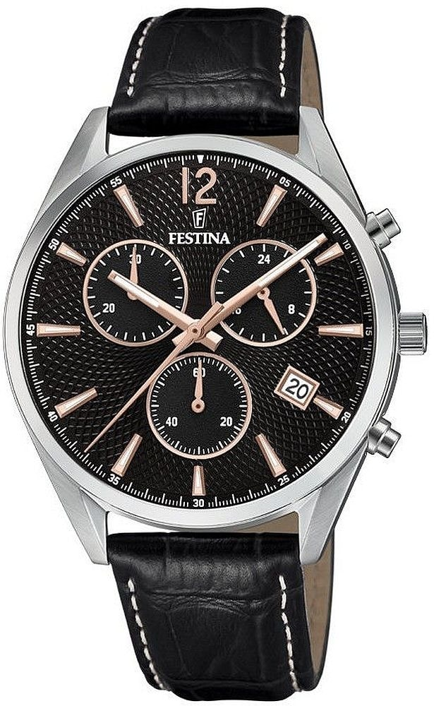 Festina Timeless Chronogram 6860-7