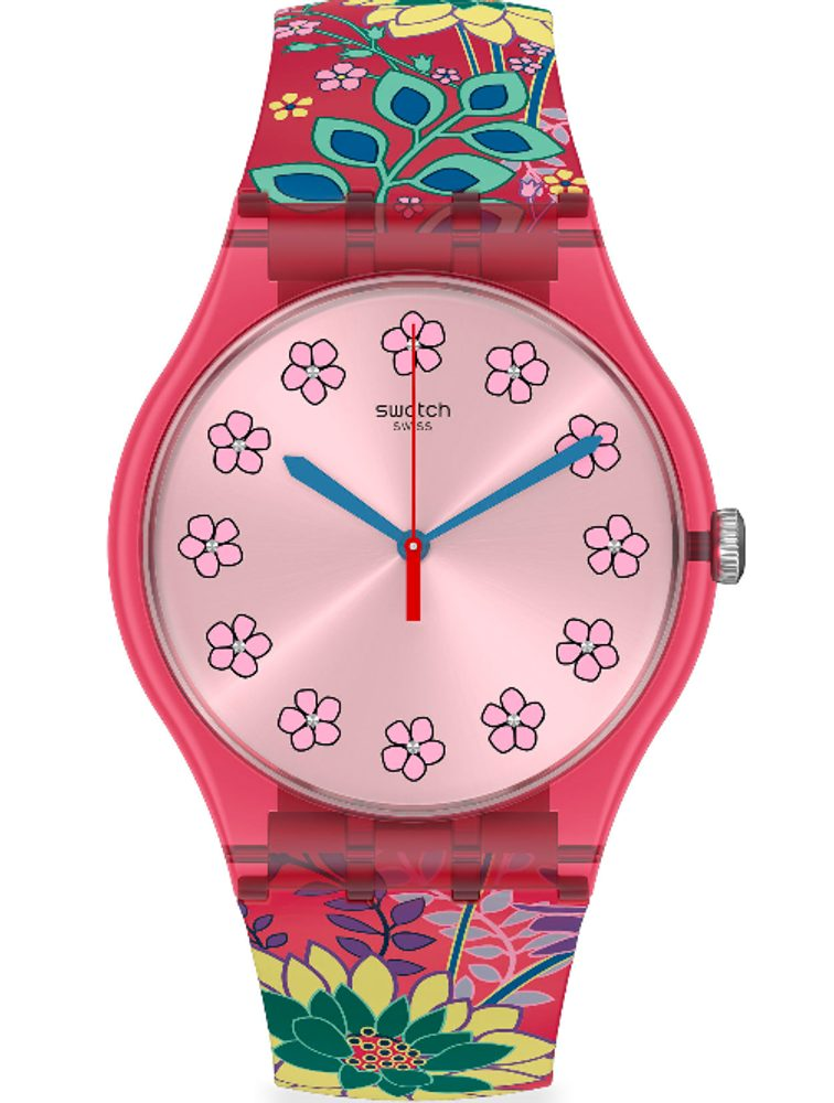 Swatch Dhabiscus SUOP112