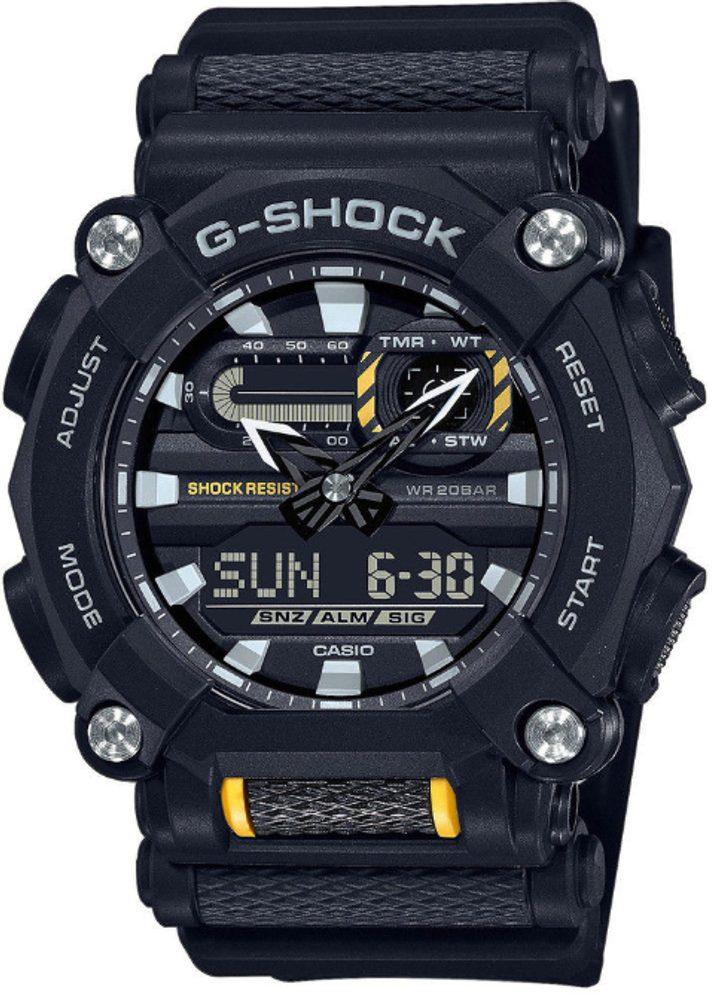 Casio G-Shock GA-900-1AER - 30 dnů na vrácení zboží