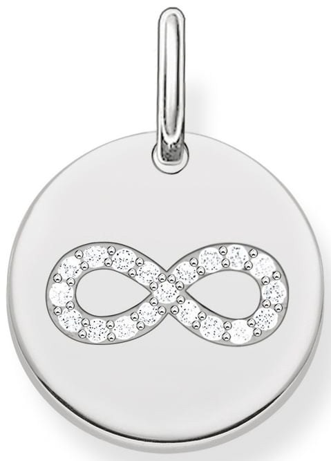 Thomas Sabo Charm - Love Bridge LBPE0004-051-14