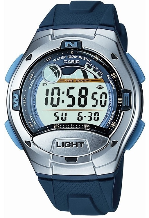 Casio Sports Chronograph W-753-2AVES