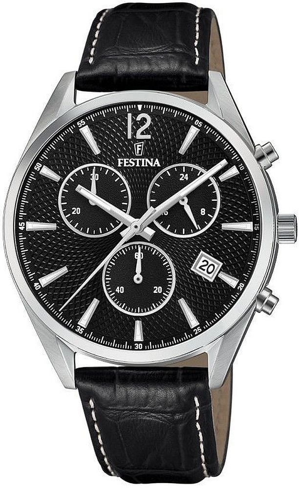 Festina Timeless Chronogram 6860-8