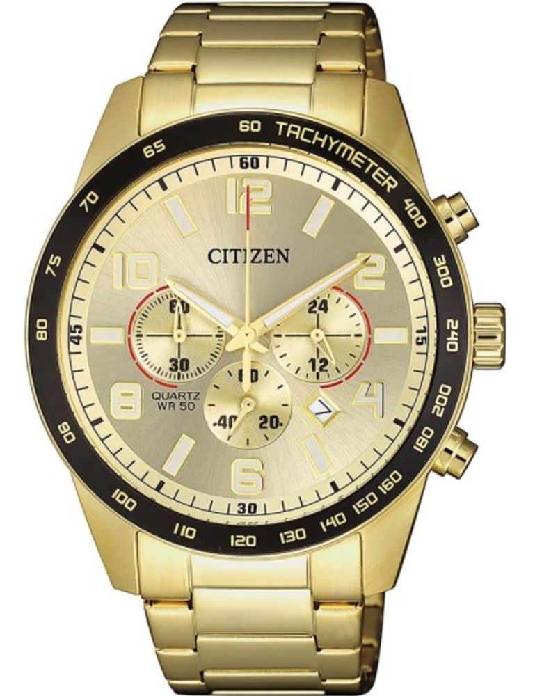 Citizen Quartz Chronograph AN8163-54P
