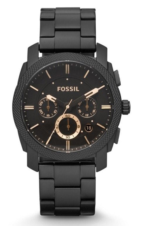 Fossil Machine Chronograph FS4682 - 30 dnů na vrácení zboží Fossil