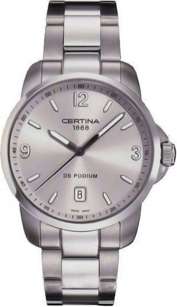 Certina DS Podium 3 hands C001.410.11.037.00