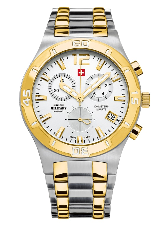 Swiss Military  by Chrono SM34015.04 – (20072BI-2M)